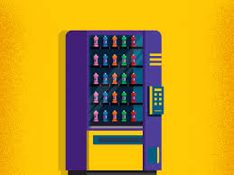 Vending Machine Gif Interesting Vending Machine By Medwep Dribbble
