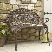 Wrought Iron Slat Garden Bench For Sale At 1stdibsOutdoor Wrought Iron Bench