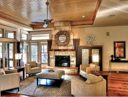 Rustic Living Room Decor Tips To Create Modern Rustic Living Room Ideas Within Budget