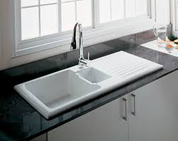 astounding fresh awesome kitchen sink with drainboard 20240 of sinks drainboards