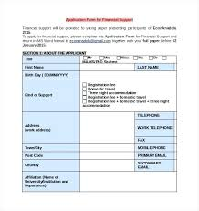 Microsoft Word Application Form Template Club Application Form For Support Word Document Download