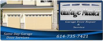 garage door master columbus oh