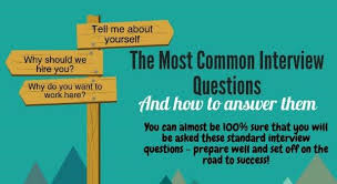 Common Teacher Interview Questions And Answers Sample Job Interview Questions And Answers