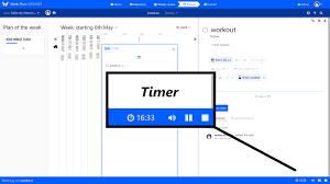Tasks Time Tracking Software For Businesses Week Plan