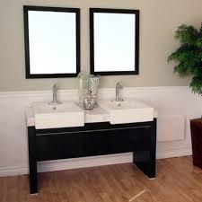 bellaterra home 804375 modern 58 double sink bathroom vanity
