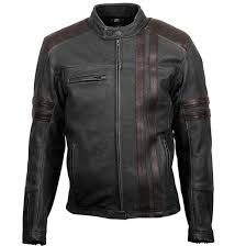 cortech gx sport 3 scorpionexo 1909 men s leather motorcycle jacket brown large