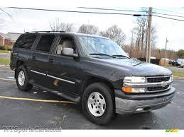 2004 Chevrolet Suburban 1500 LT 4x4 in Dark Gray Metallic photo #7 ...