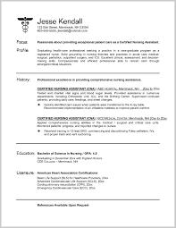 Comprehensive Resume Sample For Nurses Exciting Nursing Aide Resume Sample 24 Resume Sample Ideas 12