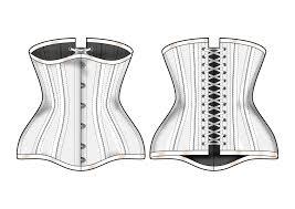 Underbust Corset Pattern Cool Design