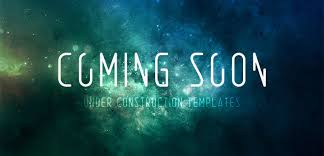 Coming Soon Website Template Fascinating Best Coming Soon Under Construction Website Templates Envato Forums