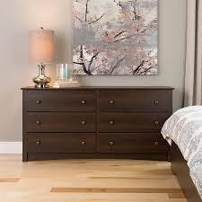 images bedroom furniture. Prepac Furniture Fremont Espresso 6-Drawer Dresser Images Bedroom O