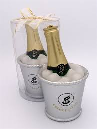 Champagne Bottle Cake Decoration Bridal Shower Anniversary Party Favor Cake Topper Champagne 8