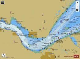 Carquinez Strait Marine Chart Us18657_p1850 Nautical