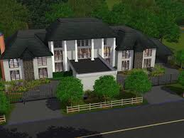 Sims 3 Bedroom Mansions For Sims 3 At My Sim Realty