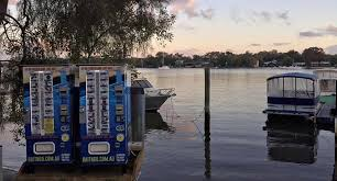 Fishing Vending Machine Adorable The 48Hour Bait 'N' Go Vending Machine Is Every Fisherman's Dream
