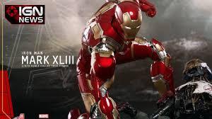 full iron man armor from avengers 2 revealed ign news