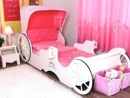 Disney Princess Bedroom Set Disney Princess Carriage Bed Princess ...