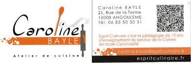 Caroline Bayle Programme Afcc
