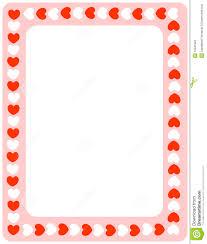 happy valentines day borders. Fine Borders On Happy Valentines Day Borders E