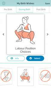 Pre Birth Plan Create Your Birth Plan Or Wishes With This App For Iphone Android