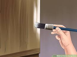 painting garage doorHow to Paint a Garage Door 12 Steps with Pictures  wikiHow