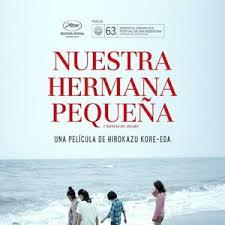 Nuestra pequeña hermana (2015) español
