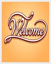 Sample Welcome Banner Welcome Banner Sample Barca Fontanacountryinn Com