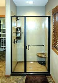 diy shower door glass cleaner keeping a clean for stall repair