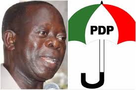 Image result for The Only Thing PDP Is Good At Is ' Share The Money ' – Oshiomhole