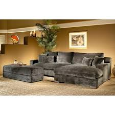 furniture captivating overstock sectional sofas design ideas gray velvet sleeper couch with extra wide chaise sectionals