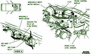 1993 volvo 240 fuse box 1993 automotive wiring diagrams 1996 oldsmobile aurora fuse box diagram