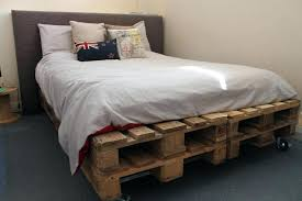 pallet bed frame queen bed how to build a wood headboard bed headboard made from pallets do it yourself headboard easy pallet bed frame queen size bed frame