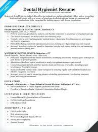 Dental Hygienist Resume - Free Letter Templates Online - Jagsa.us