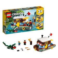 <b>Конструктор LEGO</b>® Creator 31093 <b>Плавучий</b> дом — купить в ...