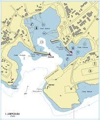 I Lampedusa Porto Descrizione Dellapprodo Informazioni E Servizi