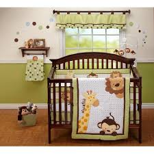 custom baby bedding jungle 2