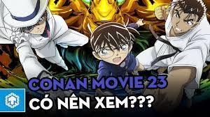 Review - Conan Cú Đấm Sapphire Xanh