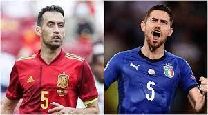 Sergio Busquets and Jorginho: The ...