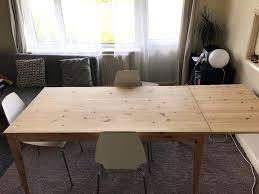 ingatorp extendable table reviews