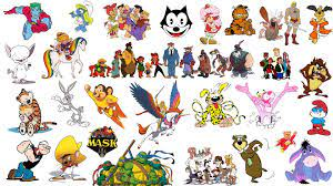 Old Classie Cartoon Wallpapers on ...