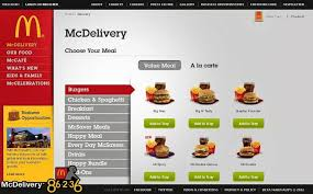 mcdonalds ph mcdelivery service manila philippines review see more at