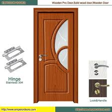 china glass door wooden doors