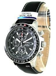 seiko pilots solar chronograph flightmaster ssc009p3 mens watch seiko pilots solar chronograph flightmaster ssc009p3 mens watch