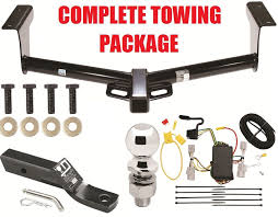 toyota rav4 trailer hitch towing receiver w wiring harness 2 toyota rav4 trailer hitch towing receiver w wiring harness 2 inch ball amp mount