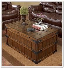 vintage storage trunk coffee table rustic trunk coffee table storage trunk coffee table