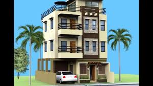 4 Storey House Design With Rooftop Small 3 Storey House With Roofdeck 3 Storey House House