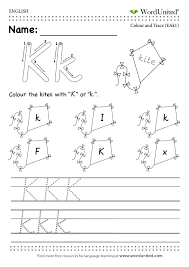 Read and write the English alphabet.#free#worksheet#EFL#ESL ...