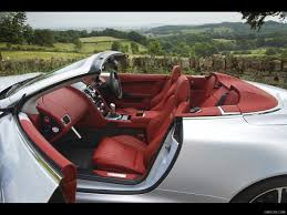 2010 Aston Martin DBS Volante - Interior View | Wallpaper #12