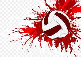 volleyball desktop wallpaper vector