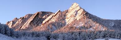 boulder s iconic rock formations the flatirons